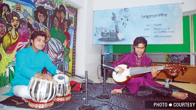 Classical music arranged for eunuchs in capital