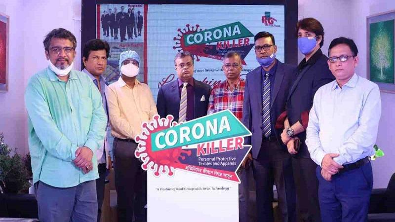'Corona Killer' launched in Bangladesh