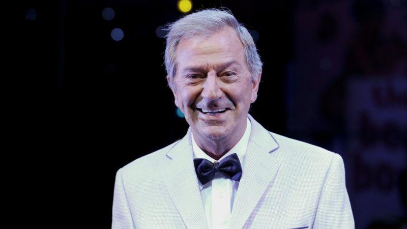 Entertainer Des O'Connor dies aged 88