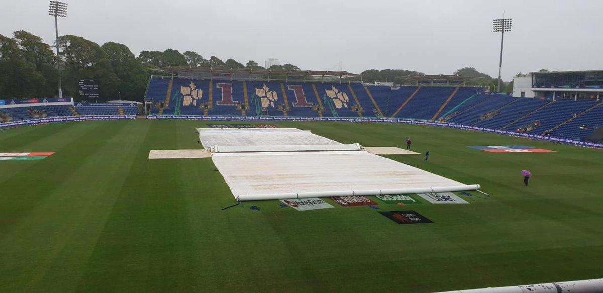 Rain washes out Bangladesh-Pakistan warm-up match
