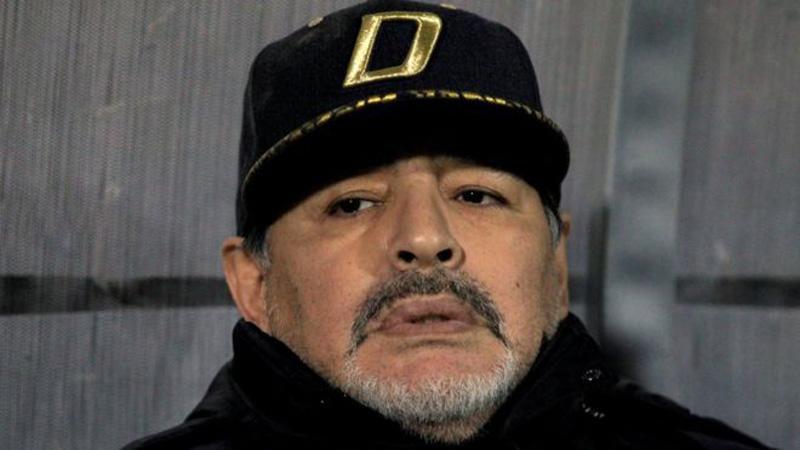 'Even Tonga could beat Argentina': Maradona