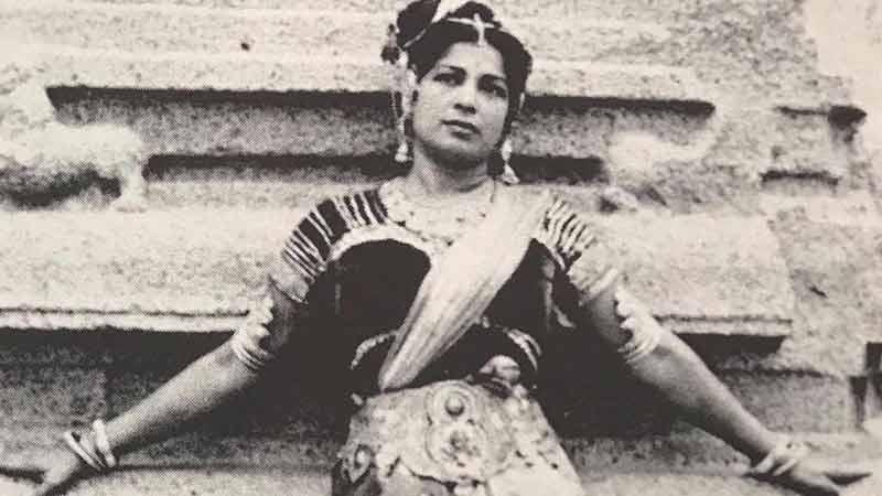 Noted Indian danseuse Amala Shankar dies at 101