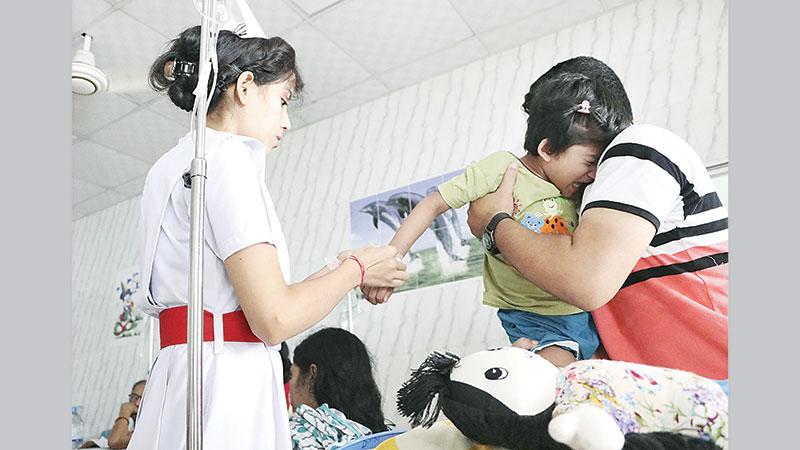 Dengue kills 5 more