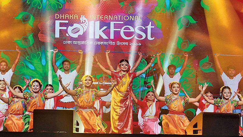 6th Dhaka Int'l Folk Fest cancelled due to coronavirus