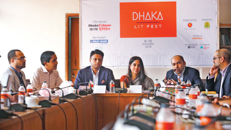 8th Dhaka Lit Fest begins on Nov 8