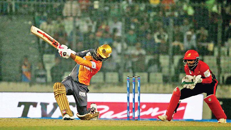 Dhaka beat Cumilla by 20 runs