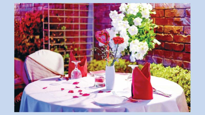 Dhaka Regency ready to celebrate Valentine's Day
