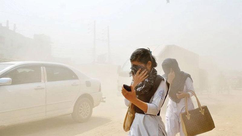 Dhaka's air quality 'very unhealthy
