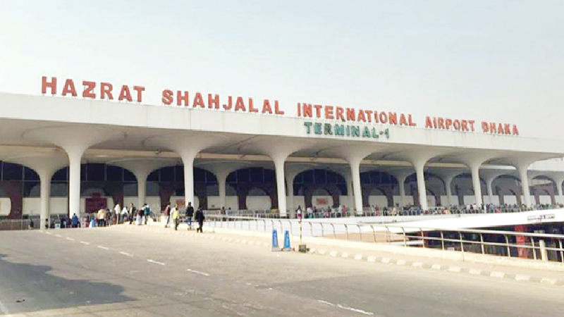 Work order for 3rd terminal of Dhaka airport by July