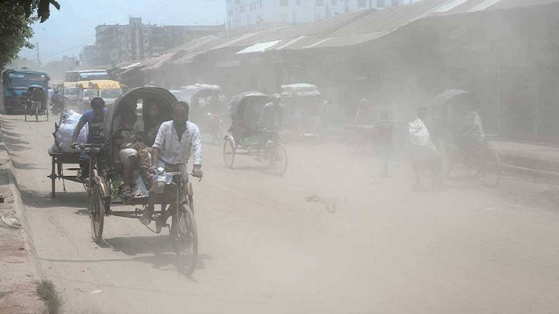 Dhaka most polluted city in the world