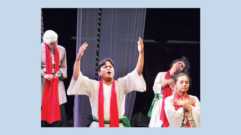 'Domer Madar'  on Mahila Samiti stage today