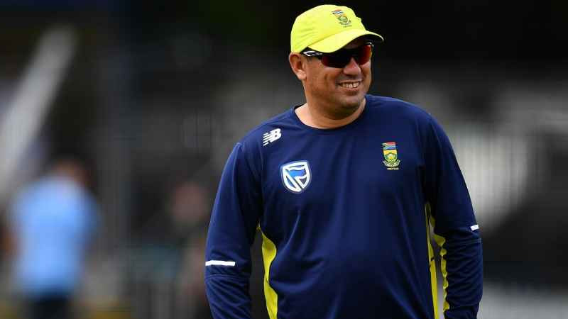 'Top 4 in ODIs a realistic goal for us': Domingo