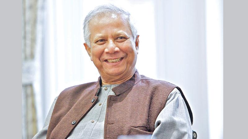 Dr. Yunus' warning against advanced technology