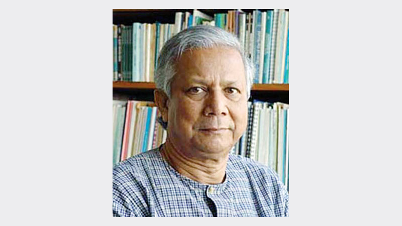 Arrest warrant issued against Dr Yunus