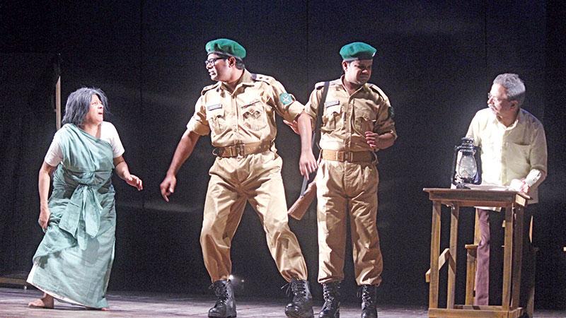 'Thikana' and 'Draupadi Parampara' to be staged in capital today