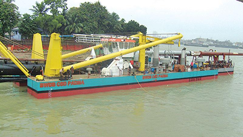 BIWTA begins work to restore 24 river routes