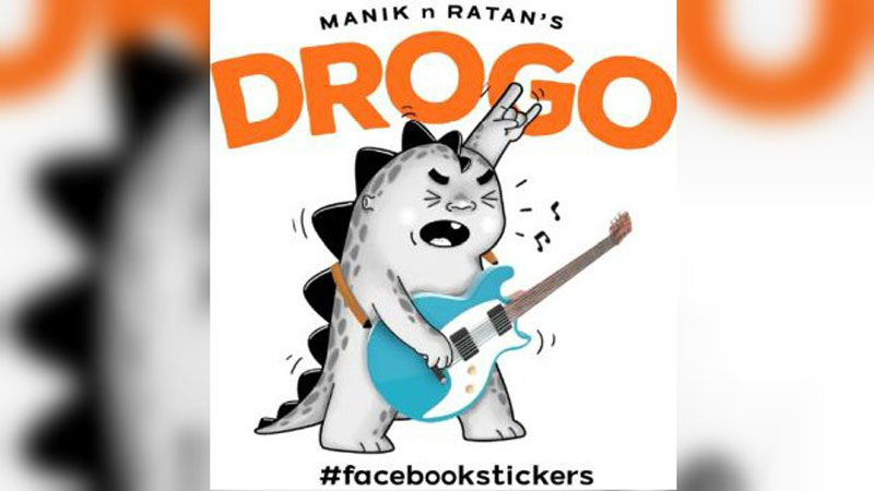Facebook releases first Bangladeshi cartoonists' sticker