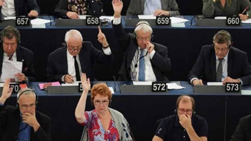 EU Parliament seeks UNSC arms embargo on Myanmar