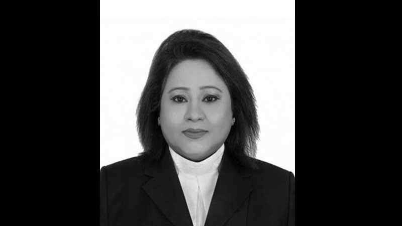 Ex-AL MP Fazilatunnesa Bappy laid to rest
