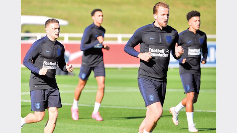England seek revenge against Croatia