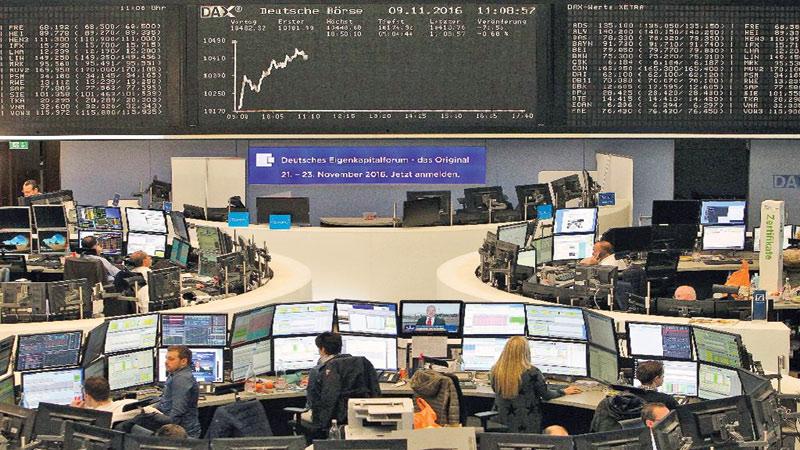 European stocks higher, L'Oreal enjoys lift