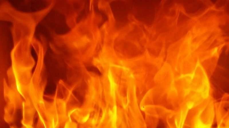 Fire at Keya Spinning Mills Ltd in Gazipur