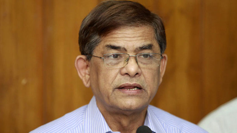 "AL ""beneficiary"" of Aug-21 grenade attack: Fakhrul"