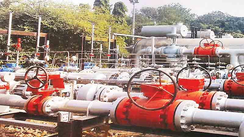 Factories still wait for gas links despite LNG boost