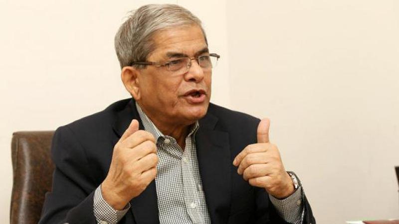 BNP's only goal to have Khaleda released: Fakhrul