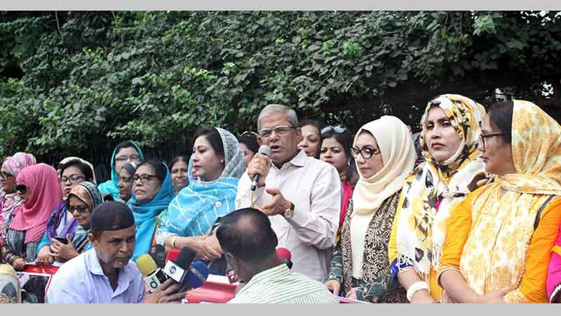 Fakhrul accuses govt of utter failure