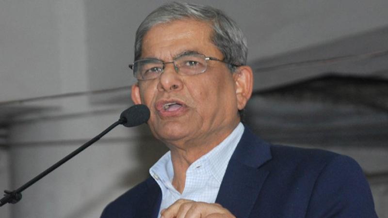 Bangladesh economy unable to bear brunt of Covid: Fakhrul