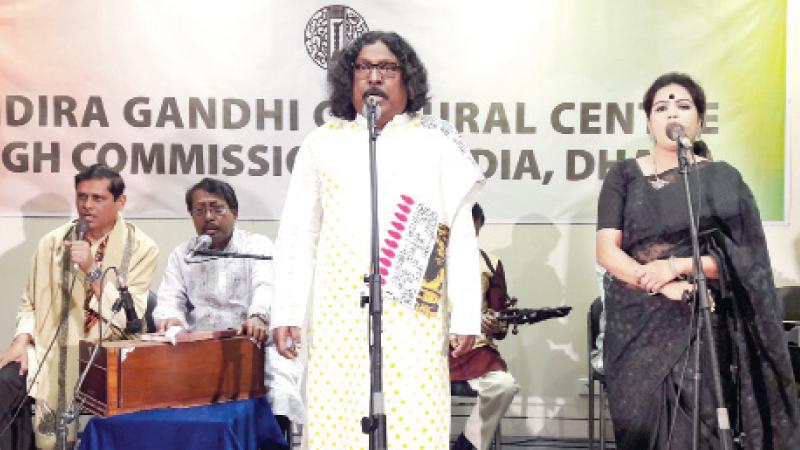Fakir Alamgir and Monira Islam enthral audience