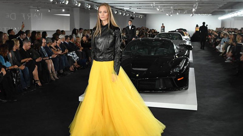 Top 10 trends at New York Fashion Week