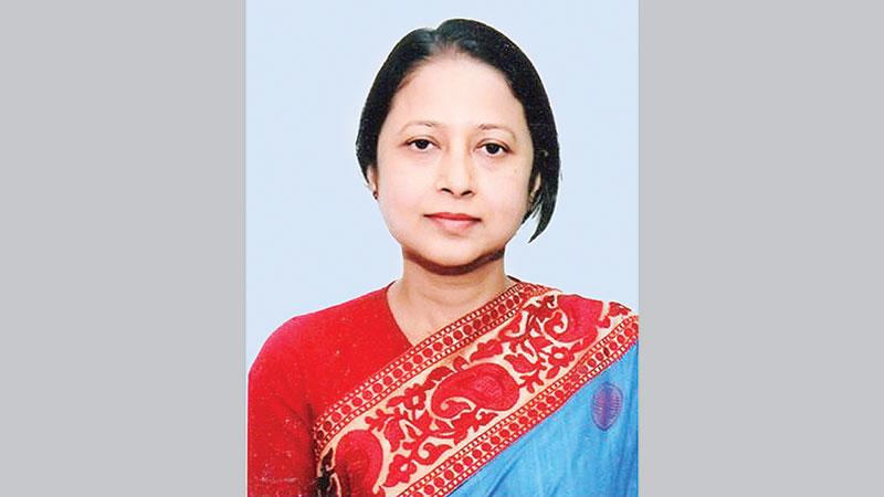 ERD gets first female secretary