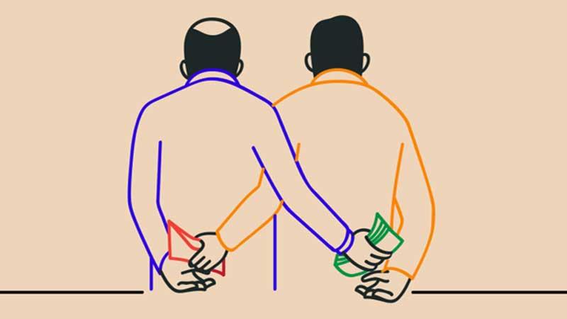 Fighting corruption