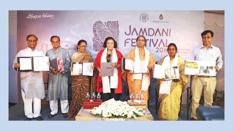 Five-week Jamdani Festival begins  at Bengal Shilpalaya