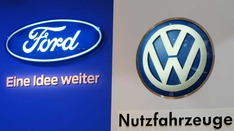 Ford, VW planning auto partnership announcement: source