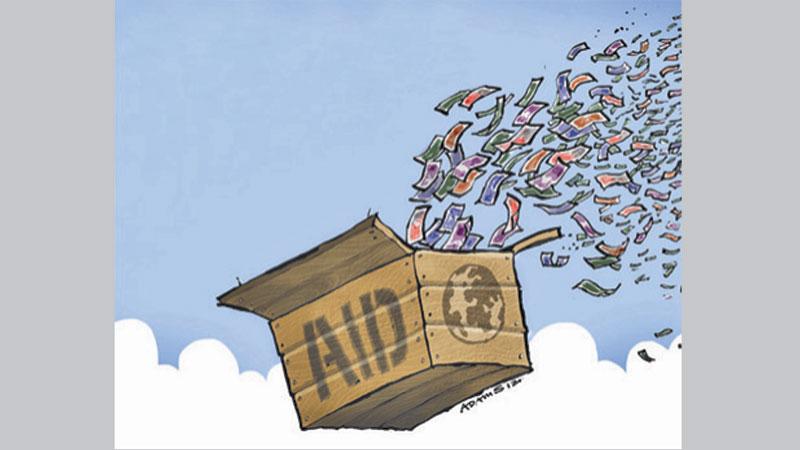 essay on foreign aid