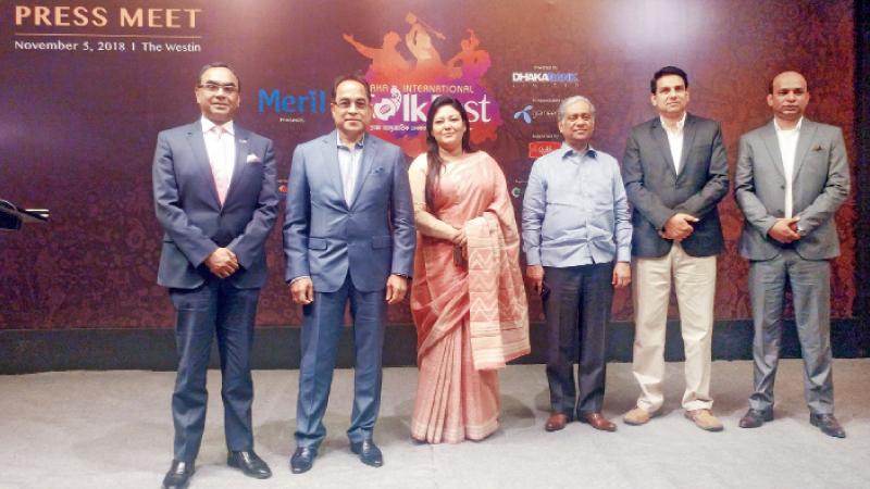 Fourth edition of Dhaka Int'l Folk Fest from Nov 15