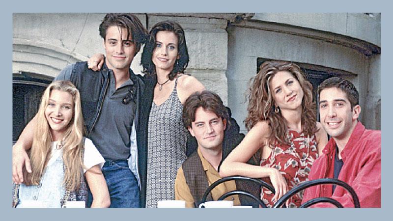 'Friends' is leaving Netflix in 2020