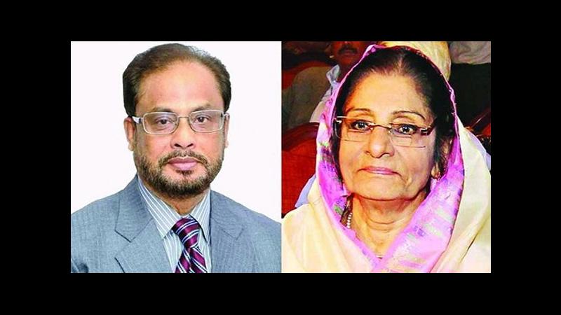 Raushon named opposition leader, Quader deputy leader