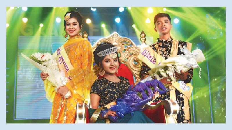 Fairuz Labiba crowned 'Gaaner Raja'