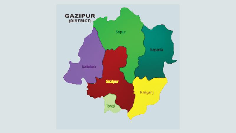 Gazipur District theindependentbdcom