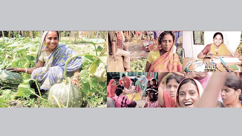Gender development through digital financial services