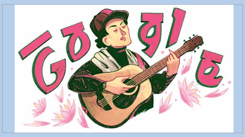 Google Doodle celebrates Lucky Akhand's birthday