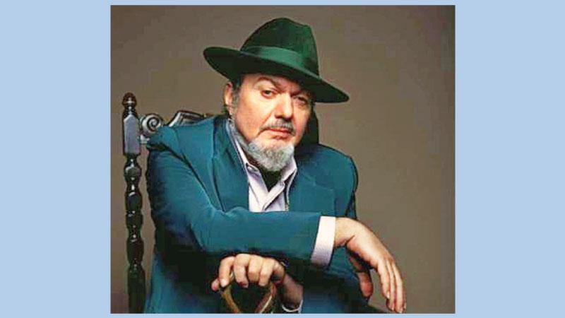 Grammy-winning musician Dr John dies at 77