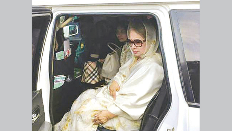 HC grants bail to Khaleda