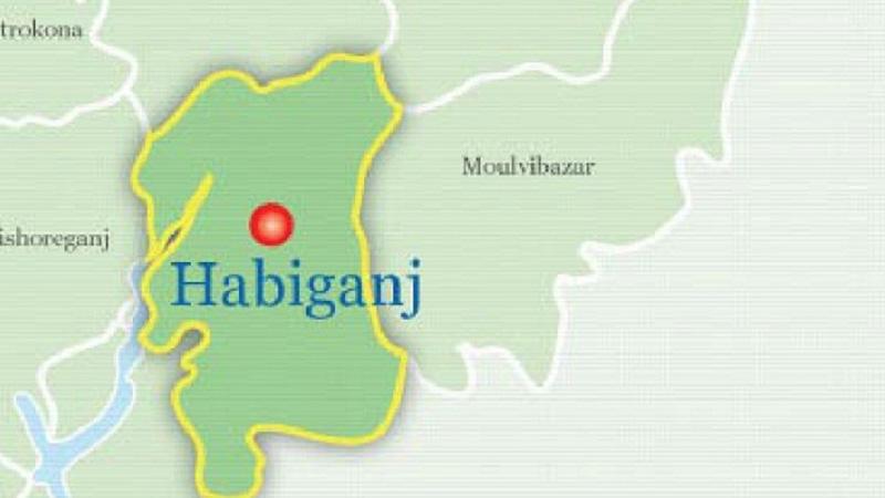 Man crushed under train in Habiganj