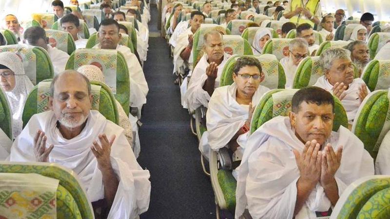 First return Hajj flight arrives with 335 pilgrims
