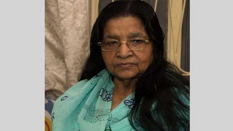 Language veteran Halima Khatun passes away